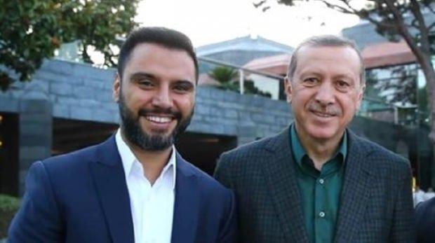 alişan cumhurbaşkanı recep tayyip erdoğan