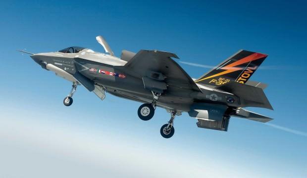 ABD F-35 gerçeğini dünyayla paylaştı: İmalat hatası