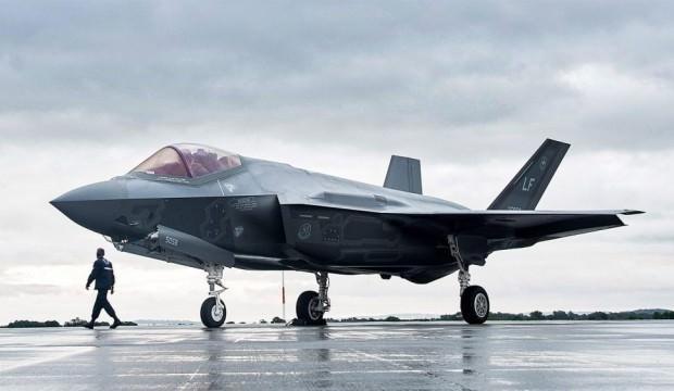 ABD'den Türk pilotların F-35 eğitimi açıklaması!