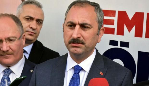 Adalet Bakanı Gül'den terörelebaşı Öcalan açıklaması!