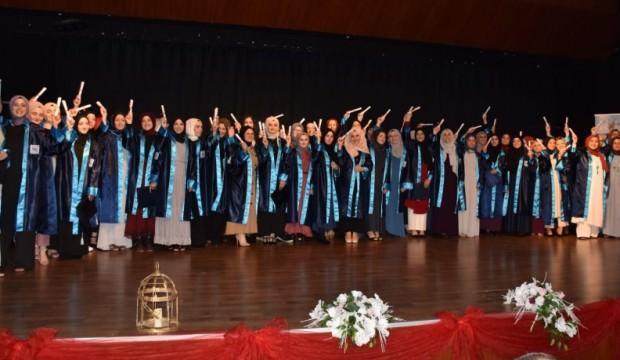 Atakum Anadolu İHL'den muhteşem mezuniyet programı