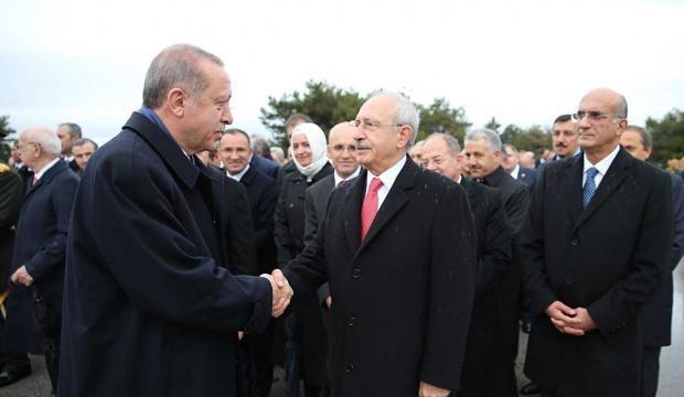 Başkan Erdoğan'ın davetine Kılıçdaroğlu'ndan yanıt!
