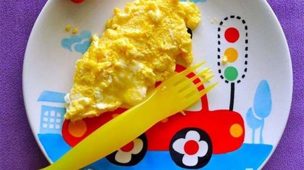 bebek omleti tarifi