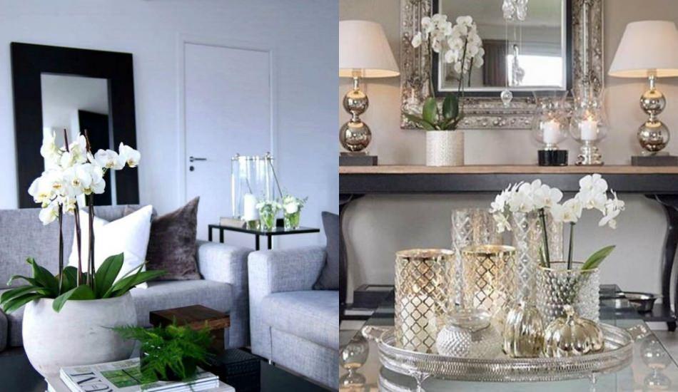 Çiçeklerle ev dekorasyonu önerileri