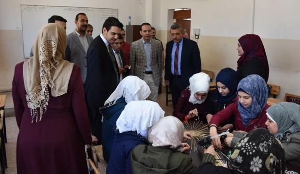 YTB'den Suriye'ye ziyaret