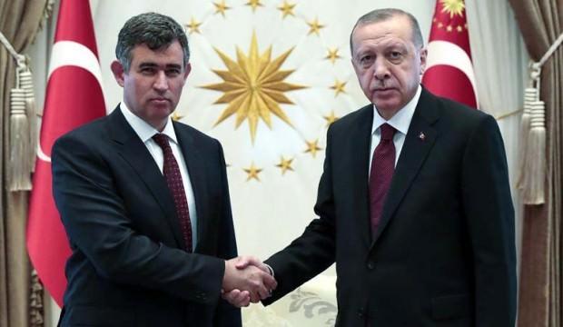 Cumhurbaşkanı Erdoğan-Metin Feyzioğlu görüşmesi sonrası açıklama!