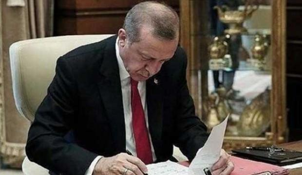 Erdoğan'dan kritik atamalar!