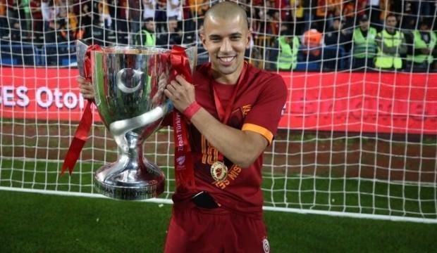 Feghouli: 'Son finalimiz pazar günü...'