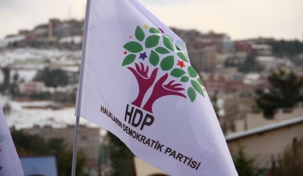 HDP'li Başkan hakkında hapis istemi