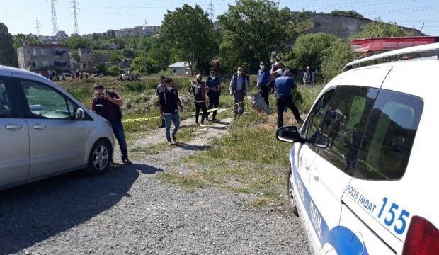 İstanbul'da bir derede çocuk cesedi bulundu