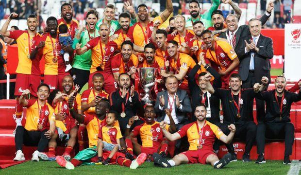 İşte Galatasaray'ın kupadan kazandığı para!