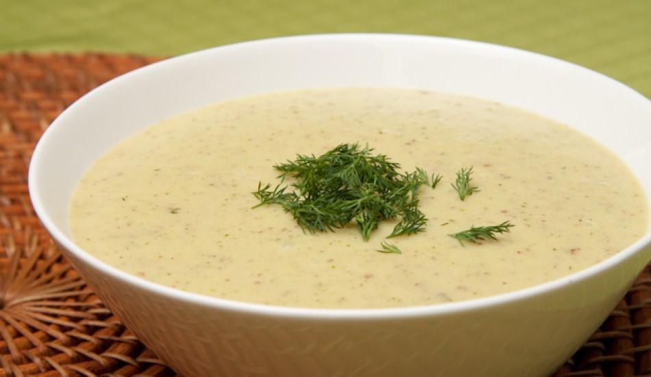 Nefis dereotu çorbası nasıl yapılır?
