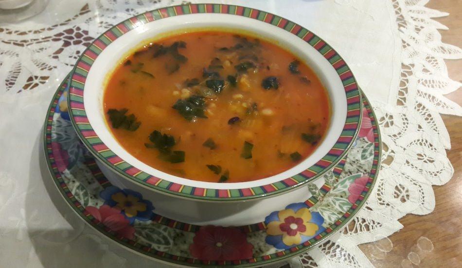 Nefis mısır bulguru çorbası tarifi