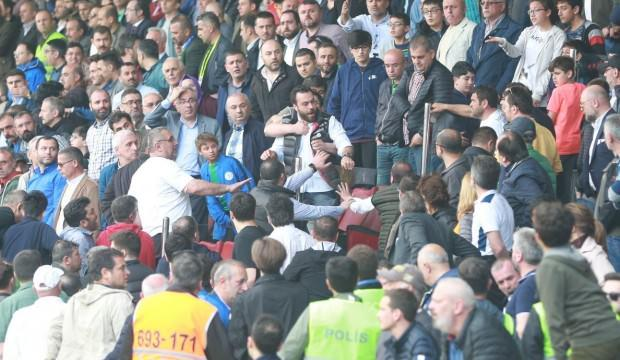 Olaylı Rizespor-G.Saray maçı sonrası PFDK kararı