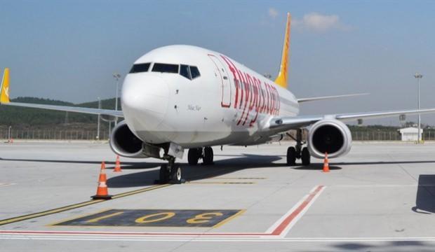 Pegasus, 4 ayda 9,07 milyon yolcu taşıdı