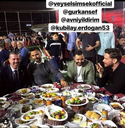 iftar daveti
