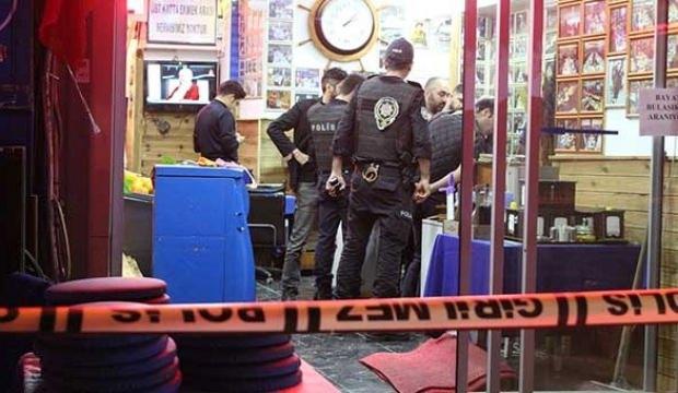 Şişli'de restoranda silahlı saldırı: 1 yaralı