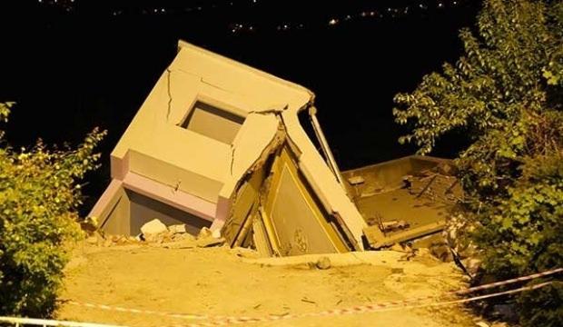 Vatandaşların bölgeye girişi yasaklandı! 29 ev boşaltıldı...
