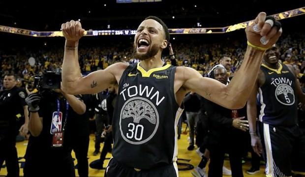 Warriors seride 2-0 öne geçti!
