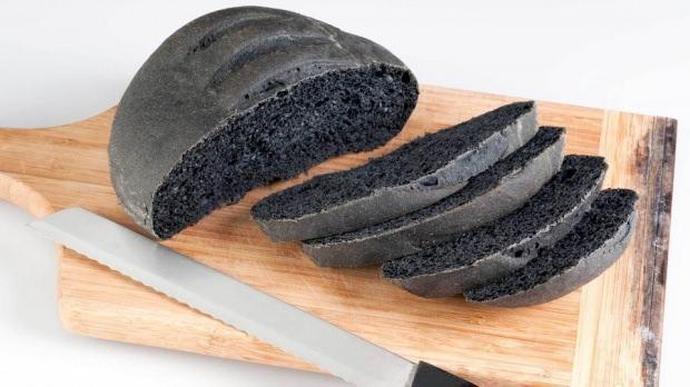 aktif kömür yemeklerin