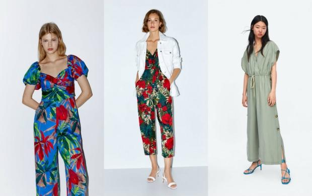 Zara tulum modelleri