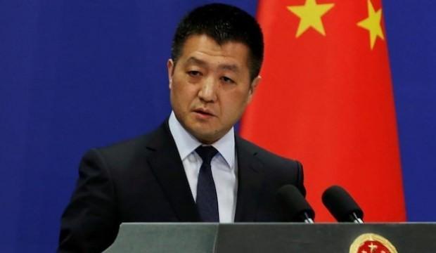 Çin'den ABD açıklaması: Açık ve istekliyiz