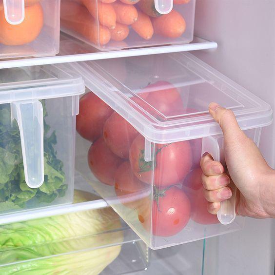 Buzdolabı içi nasıl yerleştirilir