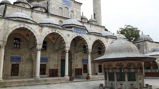 Şehit Sokullu Paşa Camii