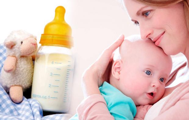 bebekler için biberon maması nasıl hazırlanır