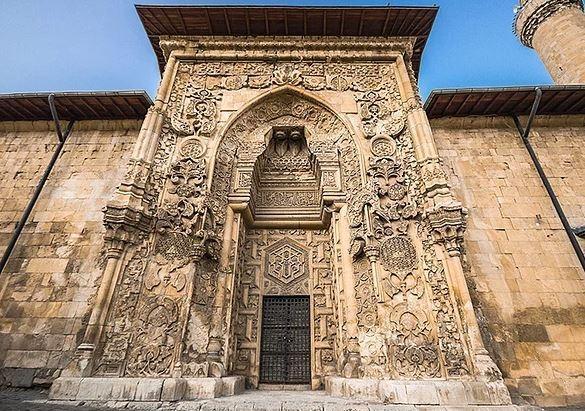 Divriği Ulu Cami - Cennet Kapısı