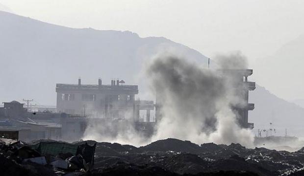 Afganistan'da Taliban saldırısı! Ölüler var