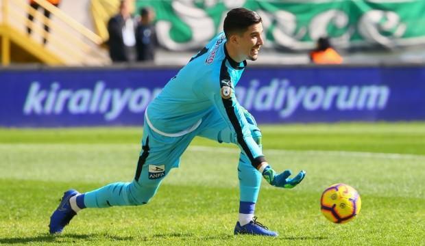 Anlaşma sağlandı! G.Saray'a Süper Lig'den kaleci
