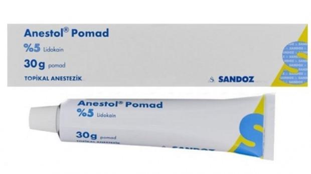 Anestol krem nasıl kullanılır