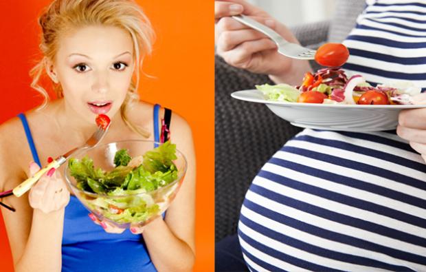 hamilelikte sağlıklı beslenme önerileri