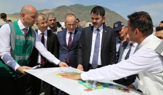 Bakan açıkladı: Şehir merkezini 3 ayrı noktaya taşıyoruz