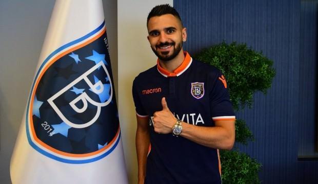 Başakşehir ilk transferini resmen duyurdu!