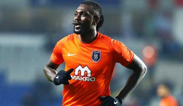 Trabzonspor'dan Adebayor bombası!