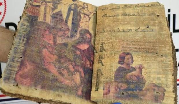 Diyarbakır'da ele geçirildi! 1400 yıllık