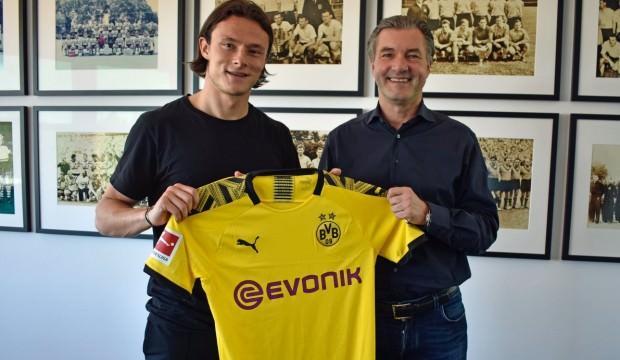 Dortmund sezon biter bitmez transfer açıkladı!