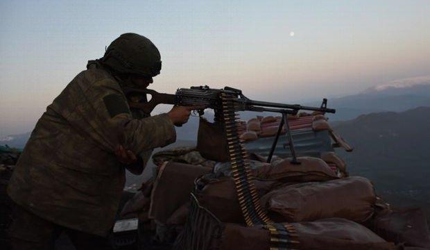 Operasyon devam ediyor! 2 PKK'lı terörist öldürüldü
