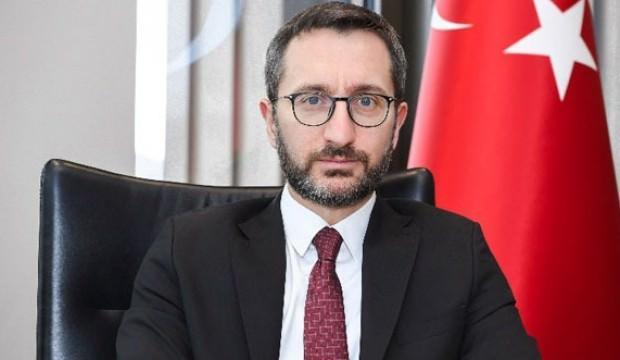 Cumhurbaşkanlığı İletişim Başkanı Altun'dan terör açıklaması