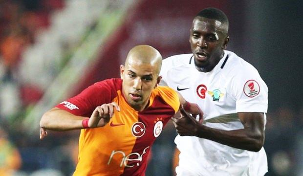 G.Saray yine Akhisarspor'la karşılaşacak!