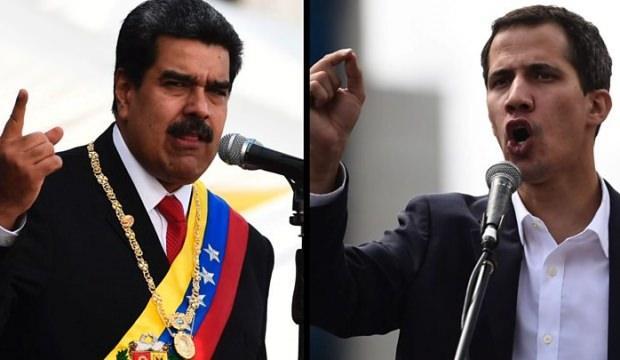 Guaido, Maduro hükümeti ile Norveç'te görüştüklerini belirtti