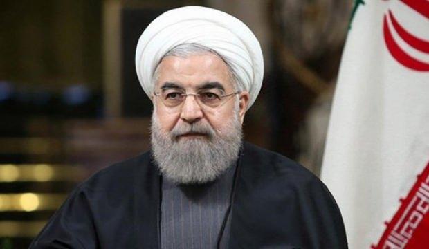 Hasan Ruhani: İran bombalansa bile...