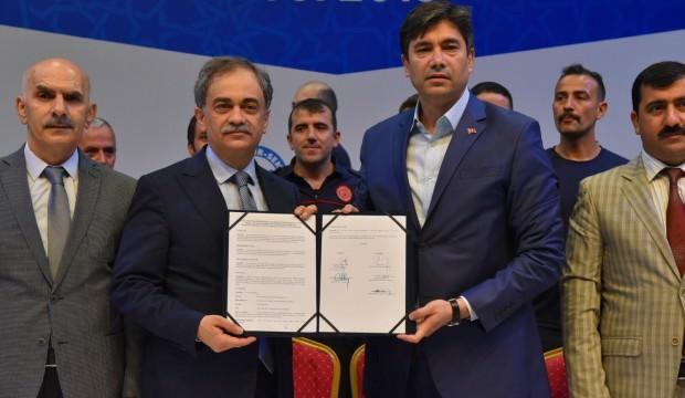 İBB'de 13 bin 681 memur SDS Sözleşmesi imzaladı