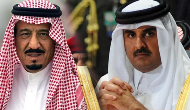 İlan ettiler! Suudi Arabistan'dan Katar'a büyük ayıp
