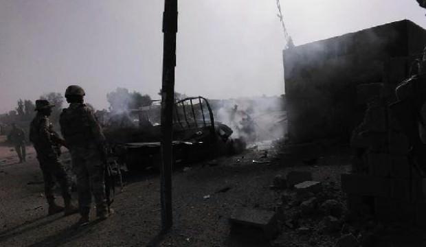 Irak'ta bomba yüklü araçla saldırı: 1 ölü, 2 çocuk yaralı