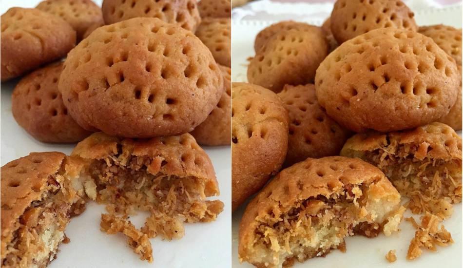 Kadayıflı kurabiye tatlısı nasıl yapılır?