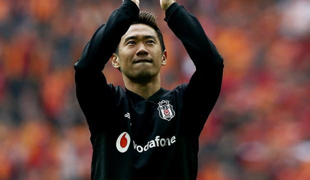 Kagawa Beşiktaş'a bu sözlerle veda etti!