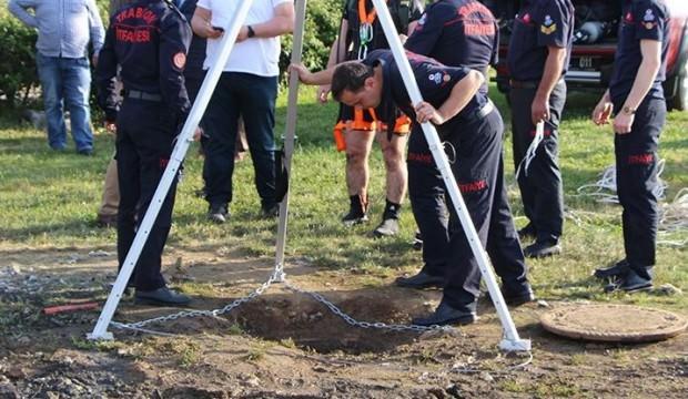 Kanalizasyona düşen işçi ölü bulundu!